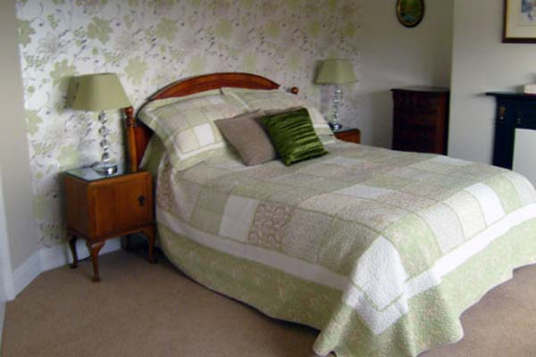 Bedroom at Greenhills B&B, Leyburn